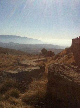 Vitosha Mountain: view