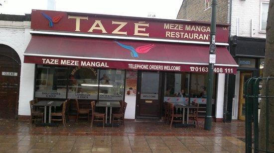 Taze Meze Mangal