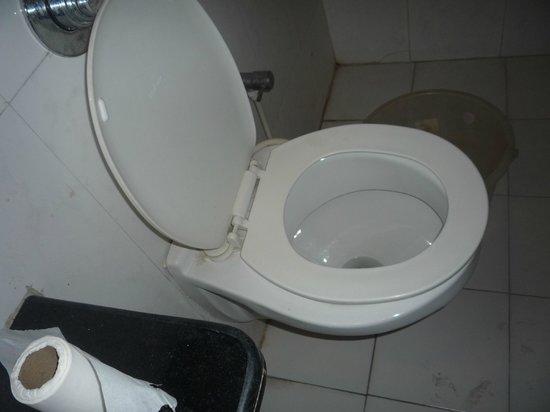 hotel sakura toilettes