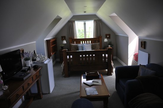 Hillsfield House Bed and Breakfast Marlborough: The Loft