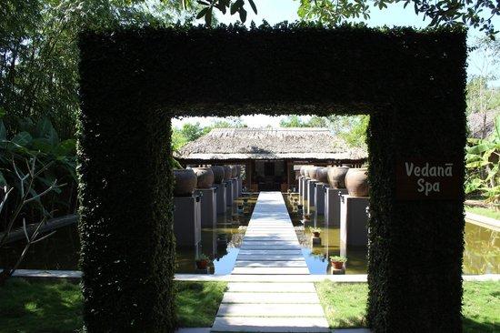 Pilgrimage Village: Vers le SPA