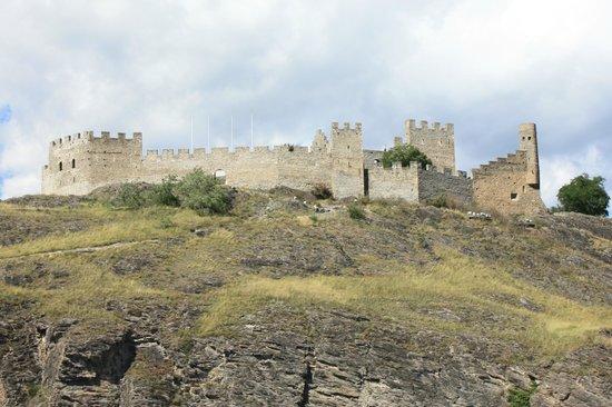 Chateau de Tourbillon: tourbillon