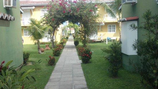 Atlântida Park Hotel: Parque del hotel