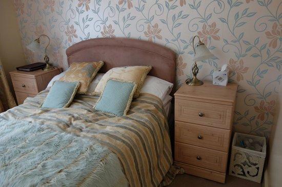The Border Hotel: Bedroom