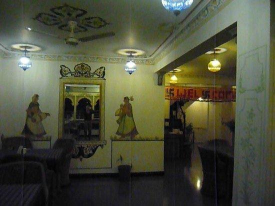 Mewar Haveli: restaurant