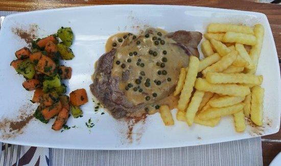 PK's @ Pasquiere Restaurant & Gastropub: Tasty Beef