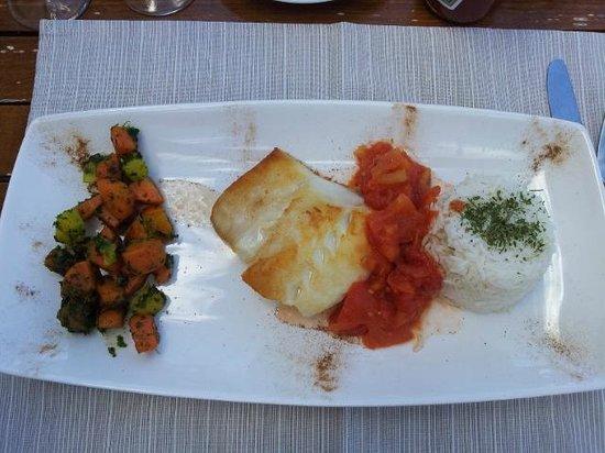 PK's @ Pasquiere Restaurant & Gastropub: Fish