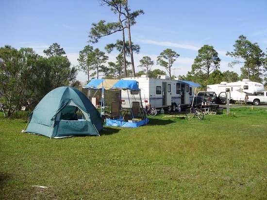 Fort Pickens Campground : June 2013