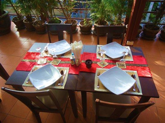 Calypso : présentation de la table