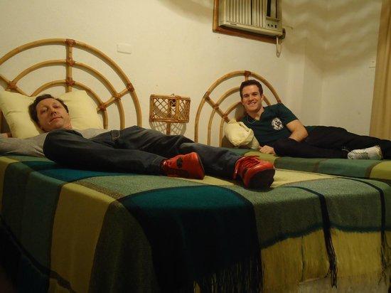 Hotel Continental Altamira: Quarto