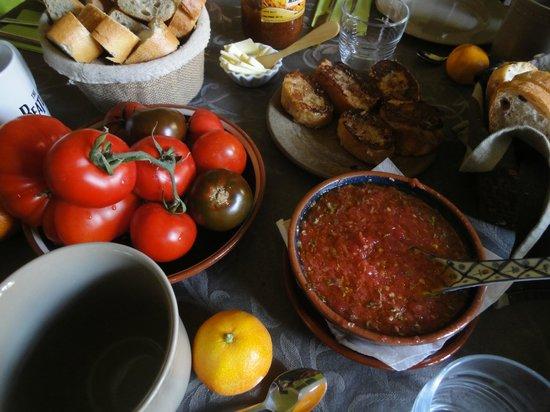 Valencia Arthouse: Pomodori e bruschetta!