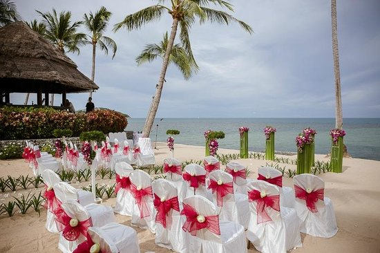 Nora Beach Resort and Spa: Wedding at Nora Beach Resort