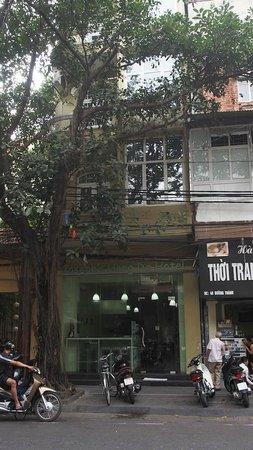 Joseph's Hang Da Hotel: street view