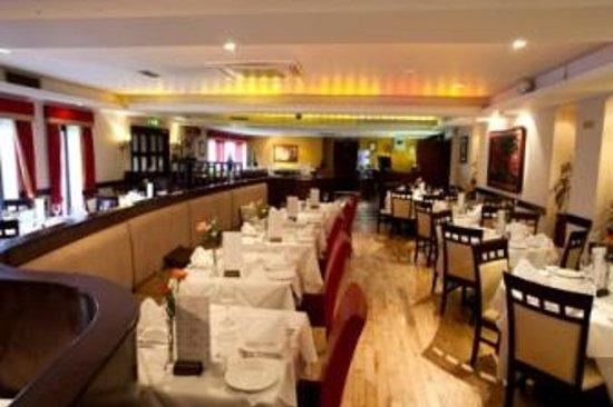 Aagrah - Shipley: A La Carte Dining Area