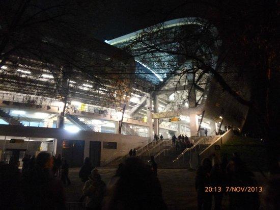 Cluj Arena: esterno