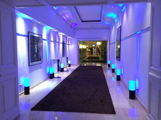 Sofitel Marrakech Lounge and Spa: Partie commune