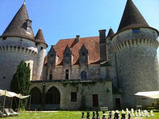 Chateau de Bridoire: kasteel Bridoire