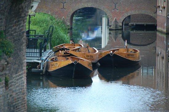 whisperboat zutphen - foto van fluisterboot zutphen, zutphen