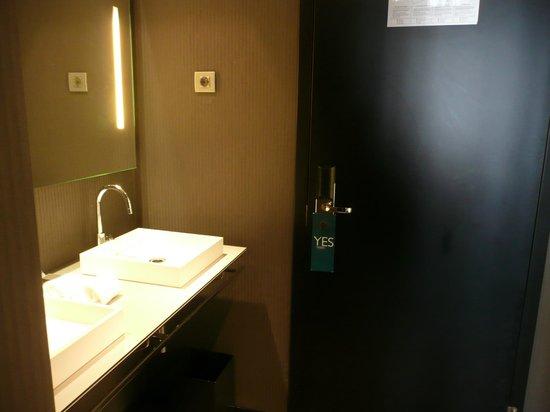 Eurostars Palace: lavabos