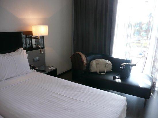 Eurostars Palace: habitación