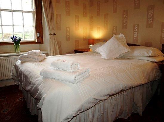 Harts Head Inn: Bedroom