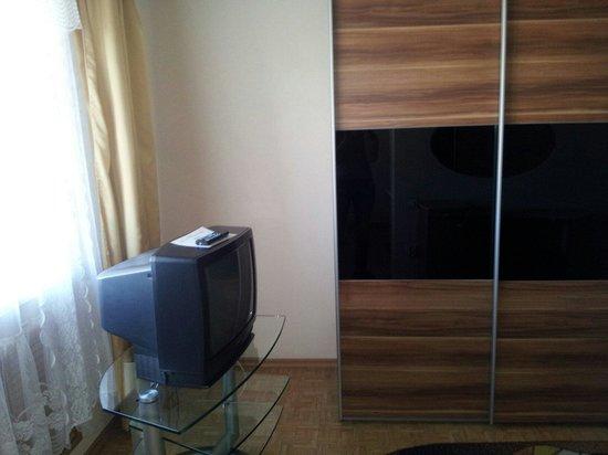 Rent Hotel: спальня