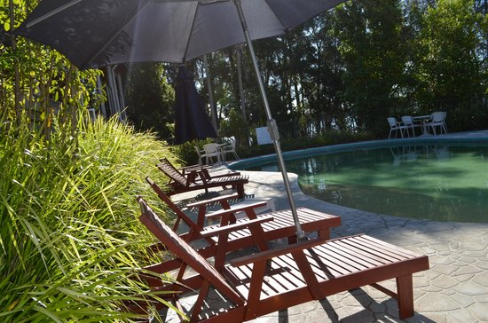 NRMA Myall Shores Holiday Park: The pool area.