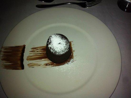 Chateau Rhianfa: Good food!!!