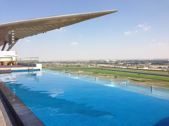 The Meydan Hotel: An Awesome Hotel