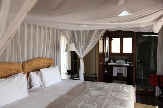 Mushara Outpost: Tented room No. 7