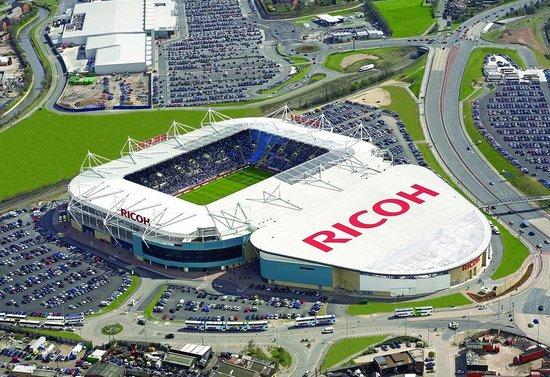 Ricoh Stadium Car Parking