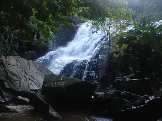Cachoeira Bulha d'agua