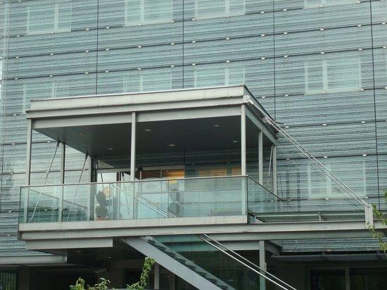 Ibis Salzburg Nord: Entrada hotel