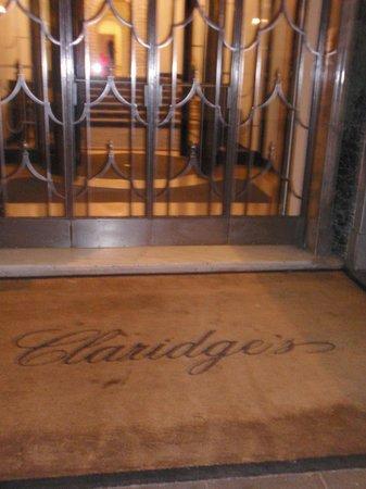The Foyer At Claridge's: Claridges