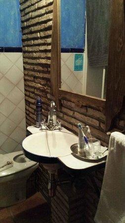 El Balcon de las Nieves: baño de la habitacion
