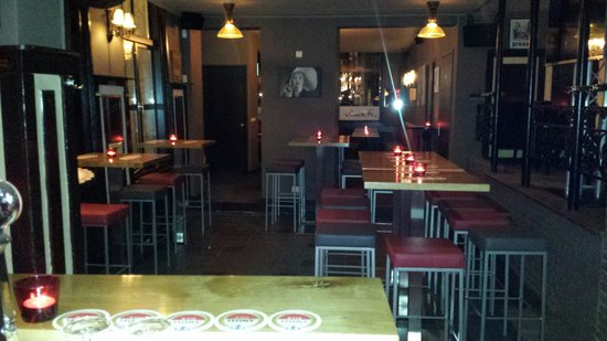 Het nieuwe interieur - Picture of Cafe Hathor, The Hague - TripAdvisor