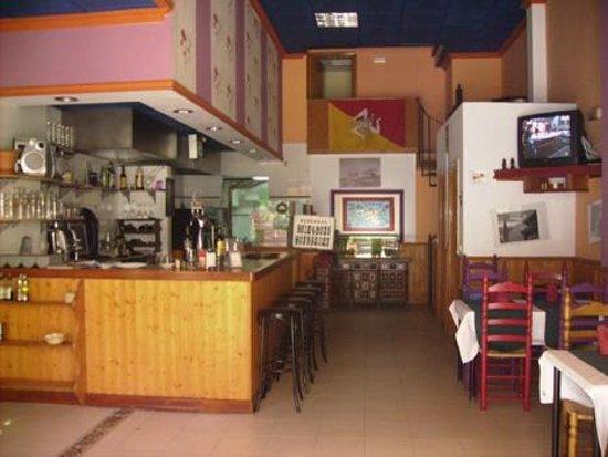 "Trattoria - Pizzeria Bella Italia : Trattoria - Pizzeia ""Bella Italia"" interior"
