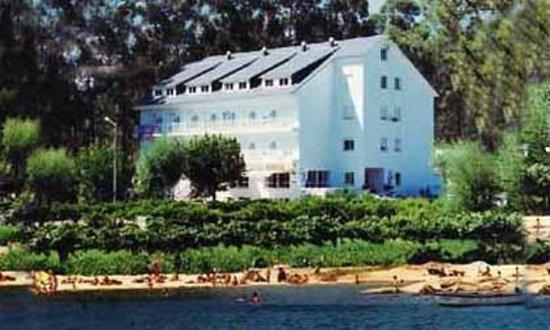 Arco Iris: Vista del hotel