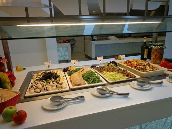 db Seabank Resort + Spa: goed buffet