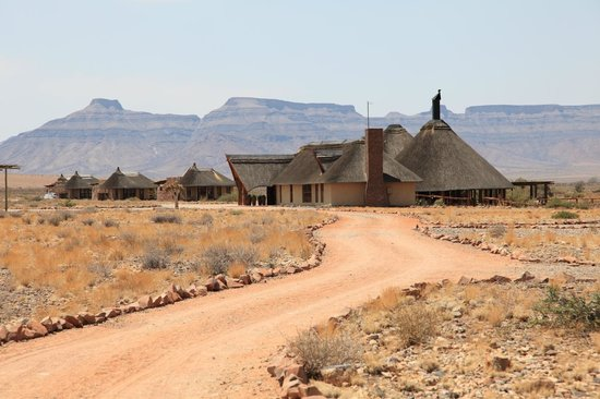 Hoodia Desert Lodge: Main Lodge