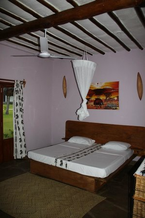 Diani Bay Resort: Chambre