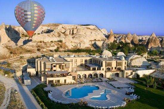 Tourist Hotel & Resort Cappadocia : Genel Görünüm