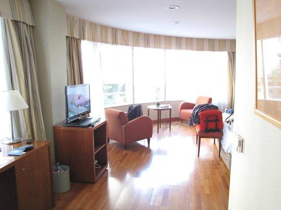 Hotel NH Buenos Aires Latino: Quarto