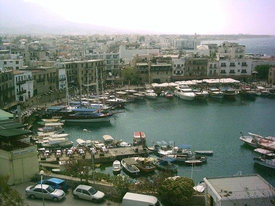 Kyrenia Harbour: Kyrenia (Girne) harbour 1