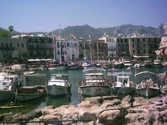 Hafen von Kyrenia (Girne): Kyrenia (Girne) harbour 2