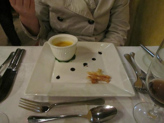 Woodall Country House and Spa: Best Carrot Soup Ever