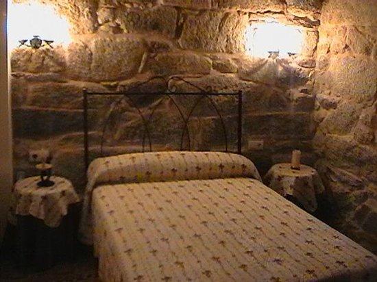 A Cobacha: dormitorio