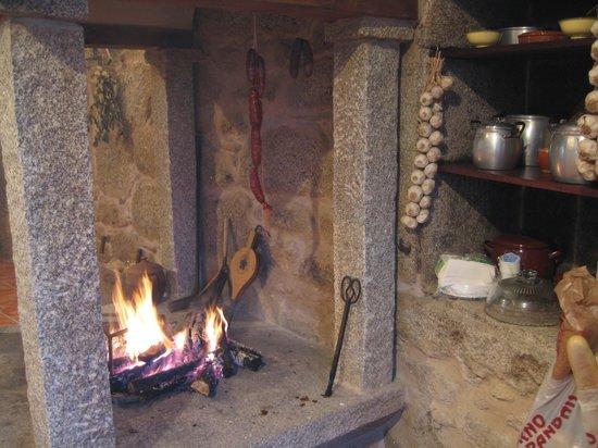 A Cobacha: antigua cocina