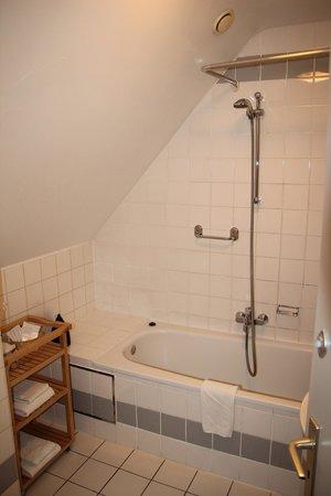 Bonobo Apart Hotel: Ванная
