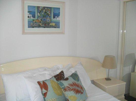 Windsurfer Resort: Comfu bed